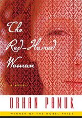 Red-Haired Woman by Pamuk, Orhan